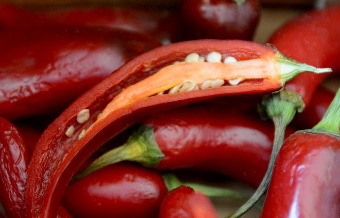 ORGANIC Hot Chilli Pepper Cream 190g