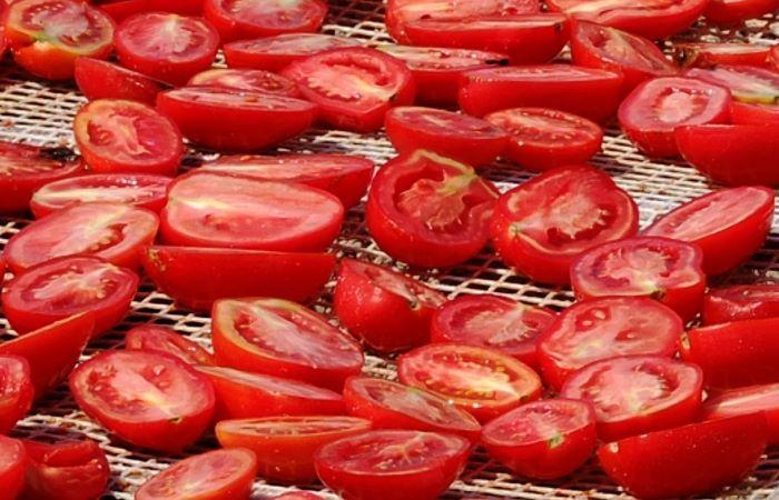 ORGANIC Dried 'Ciappa' Tomatoes 500g