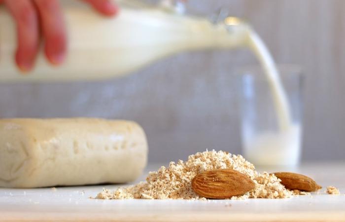 Preparato per latte di mandorla BIO 1kg