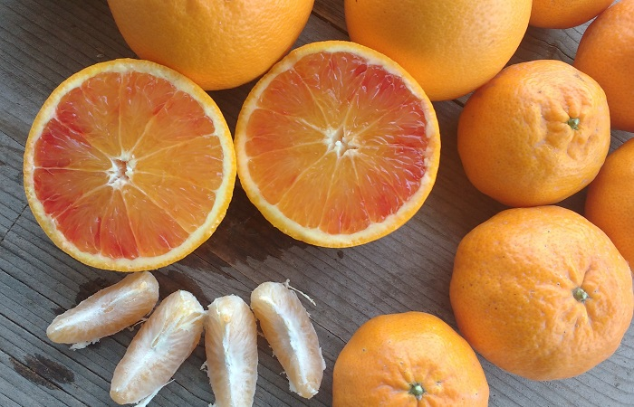 Cubotto with Sanguinello - Tangerines (9,5+2) BIO 11,5 kg