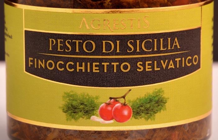 Pesto di Finocchietto selvatico 170g